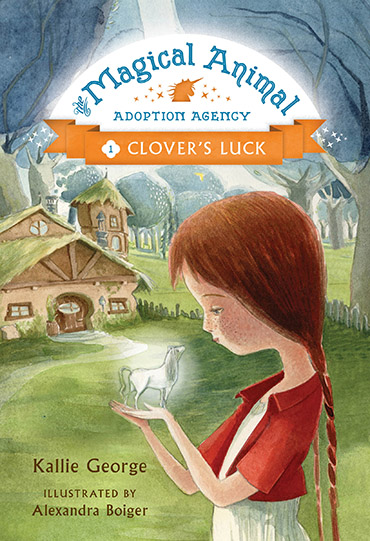 Image result for clover's luck book
