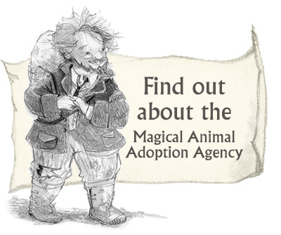 Find out about the Magical Animal Adoption Agency
